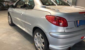 Peugeot 206 1.6 CC Filou full