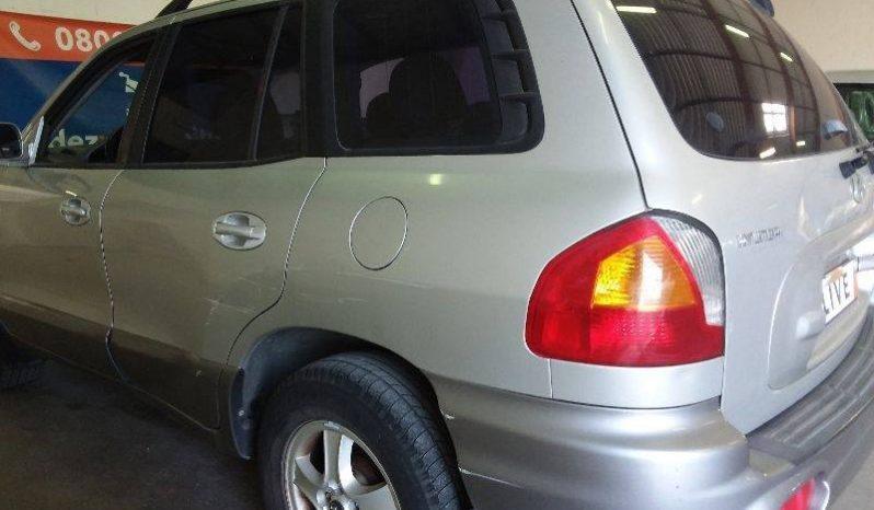 Hyundai Santa Fe 2.0 CRDi VGT GLS full