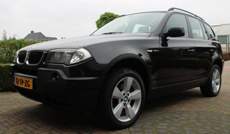 BMW X3 2.0d Executive full