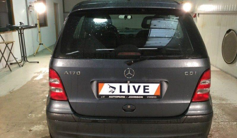 Mercedes-Benz A-Klasse A 170 CDI L Piccadilly Classic full