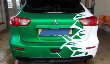 Mitsubishi Lancer 1.6 ClearTec EDITION full