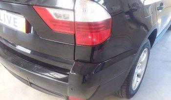 BMW X3 2.0 Turbodiesel full
