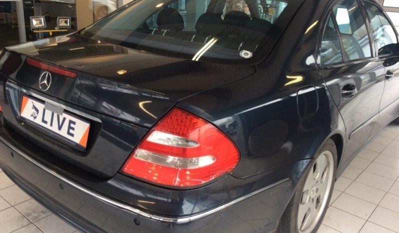 Mercedes-Benz E-Klasse E 320 CDI Avantgarde full