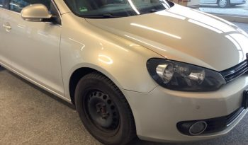 Volkswagen Golf VI 1.4 TSI Comfortline full
