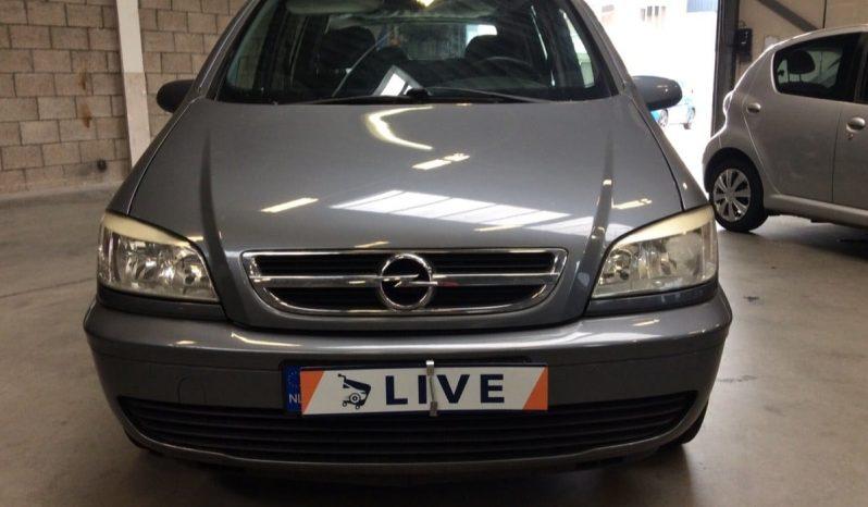 Opel Zafira 1.8 Njoy full