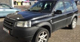 Land Rover Freelander 2.0 Td4 Station Wagon SE