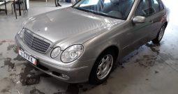 Mercedes-Benz E-Klasse E 200 CDI Classic