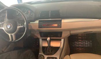 BMW X5 3.0d full