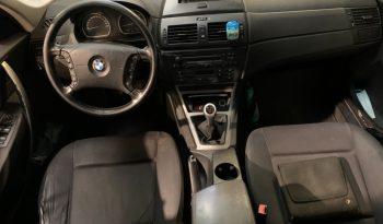 BMW X3 2.0d full