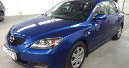 Mazda 3 1.4 Sport 1,4Ltr./62KW TE