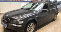 BMW 3er 318d Edition Lifestyle