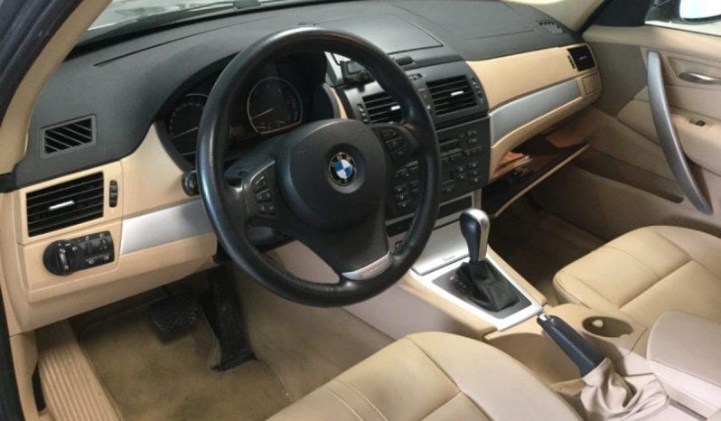 BMW X3 xDrive 20d full