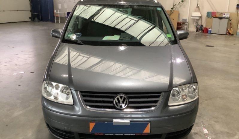 Volkswagen Touran 2.0 TDI Goal full