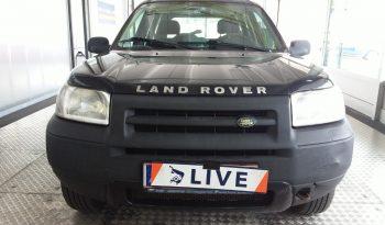 Land Rover Freelander 2.0 Td4 Adventure Station Wagon full
