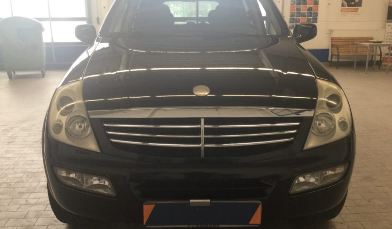 Ssangyong Rexton RX 270 Xdi Noblesse full