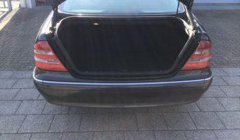 Mercedes-Benz S-Klasse S 320 CDI full