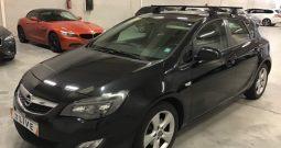 Opel Astra 1.7 CDTI Design Edition